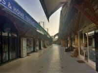 Arasta Bazaar - former Hippodrome stables