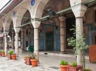 Rustem Pasa Mosque Courtyard