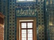 Interior of Rustem Pasa Mosque
