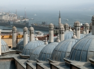 View from Suleimaniye Mosque
