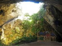Phraya Nakhon cave, Khao Sam Roy Yot National Park