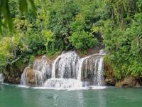 Sai Yok Yai waterfall in Sai Yok National Park, Kanchanaburi