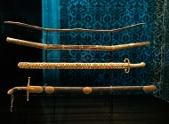 Swords and bow of Muhammed