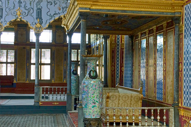 Imperial Hall, Topkapi Palace Harem