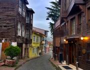 Back street in Sultanahmet