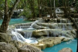 Western Forest Complex - Erawan National Park
