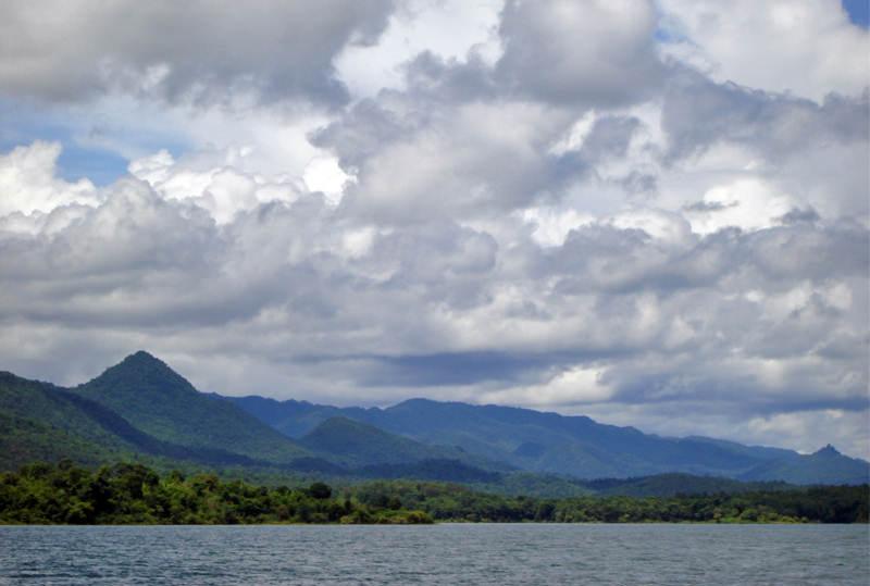 Sri Nakarin Dam