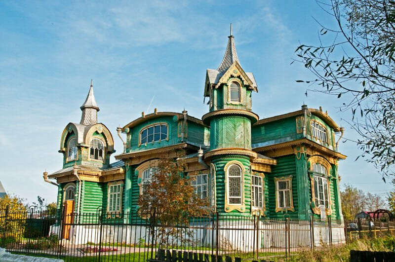 Day trip from Moscow - Gorohovets
