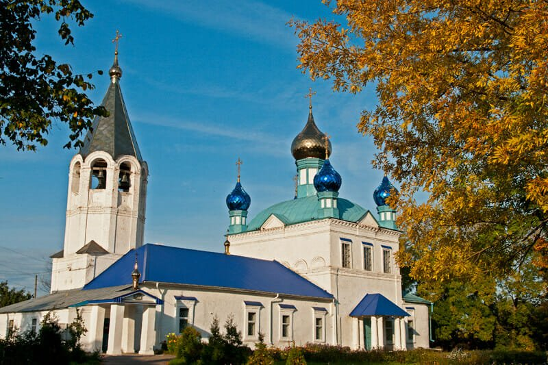 Church of the Kazan Icon of the Mother of God, 1817