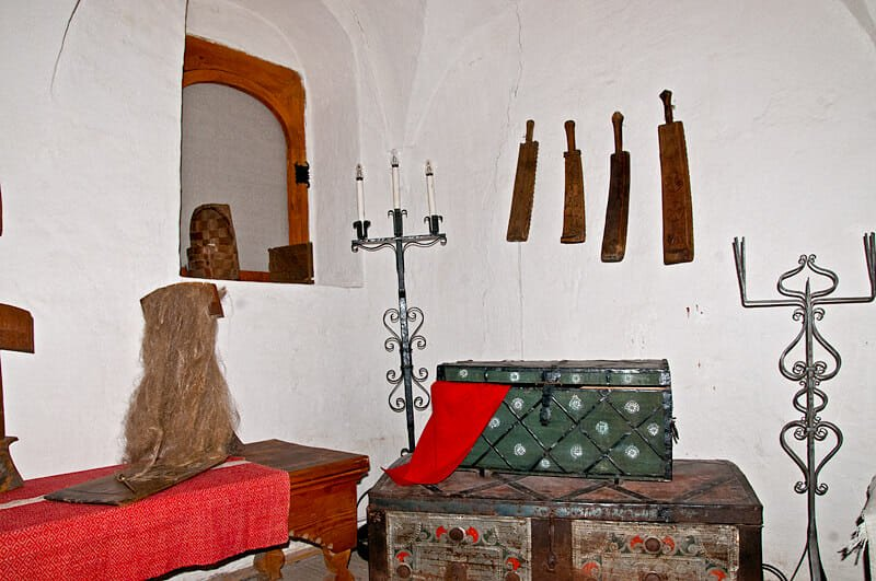 Sapozhnikov House interior - Hallway