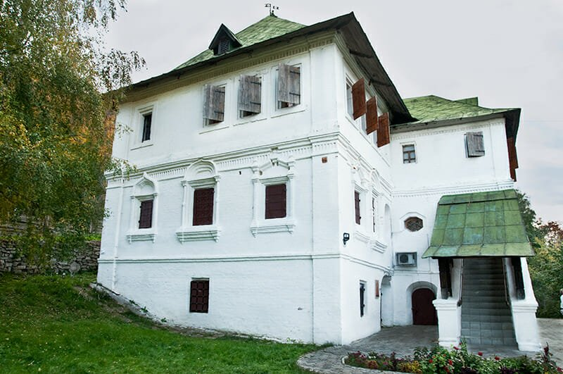 The Sapozhnikov House, 1680s