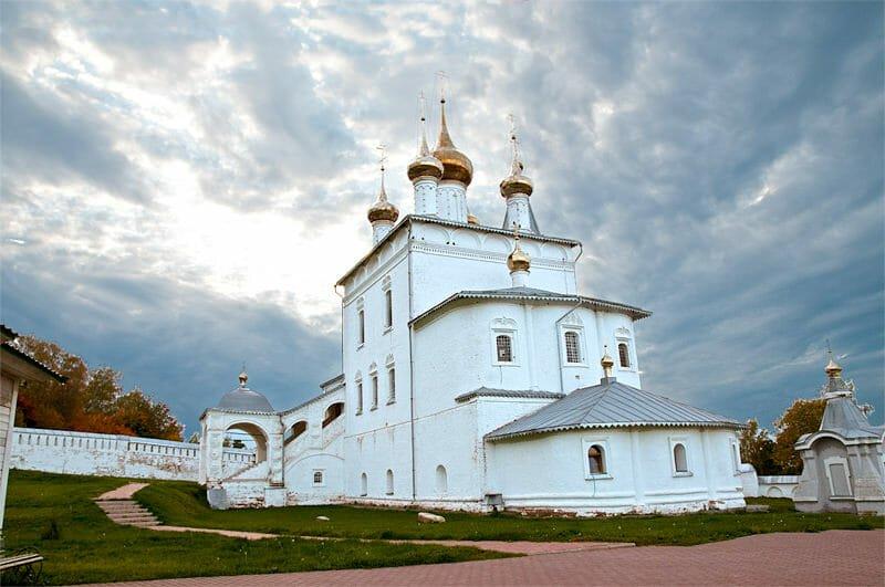 Nicholas - Trinity Monastery, 17 - 18 cc.