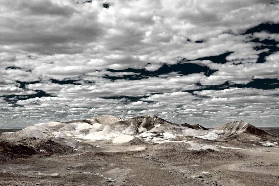 Breakaways Reserve - Pitch Black (infrared) version