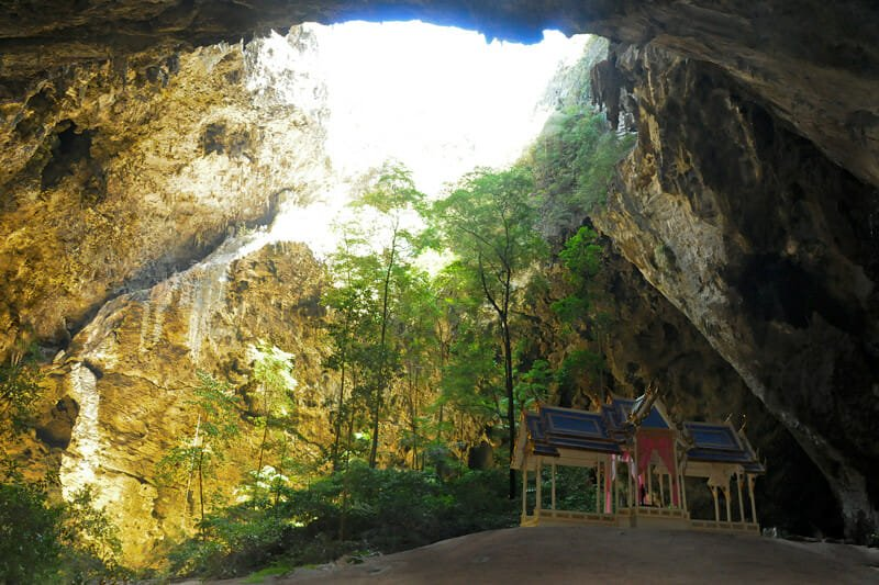 Wildlife watching in Khao Sam Roy Yot - Phraya Nakhon cave