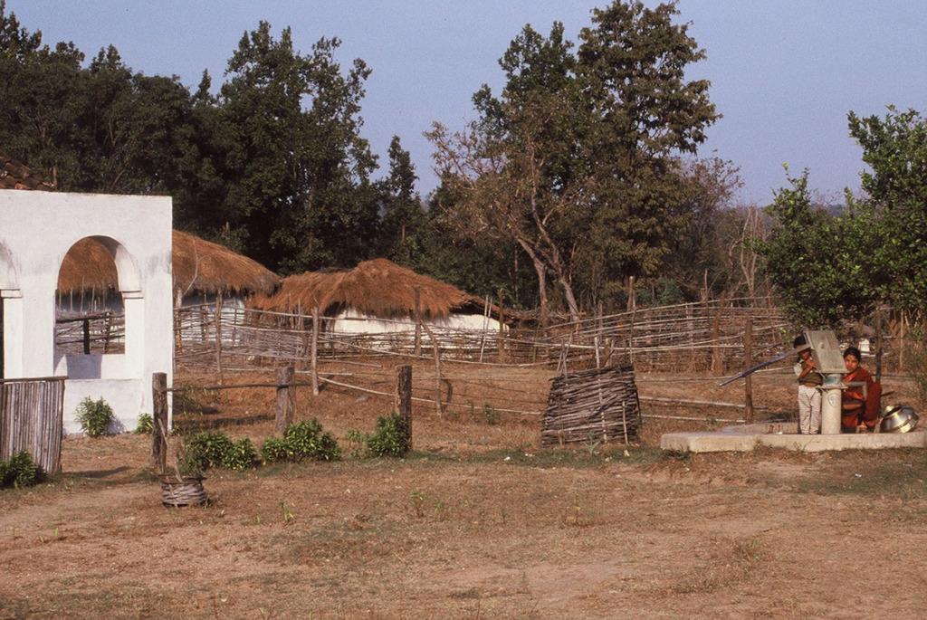 Katya village near Kanha National Park