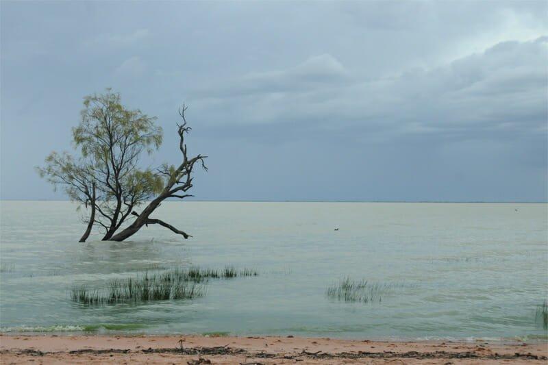 Menindi lake
