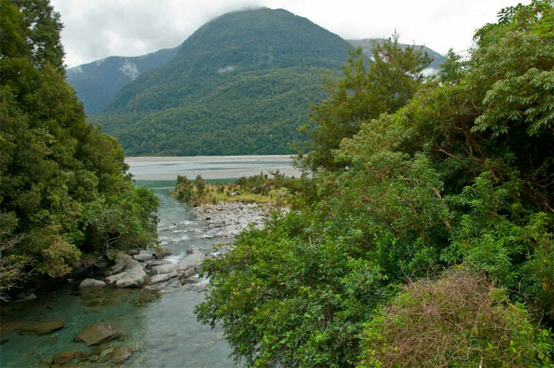 Fox Glacier to Lake Pukaki - Mt. Aspiring National Park, New Zealand