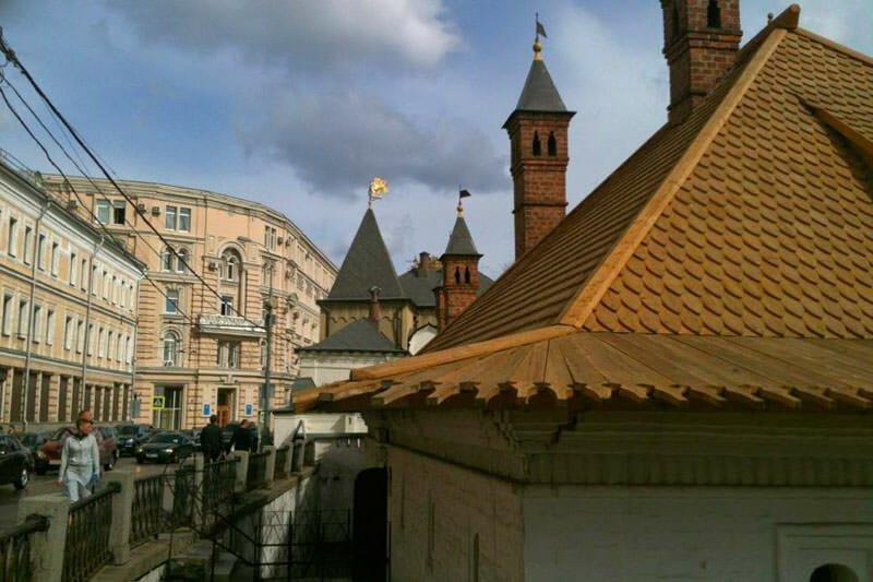 Palace of the Romanovs