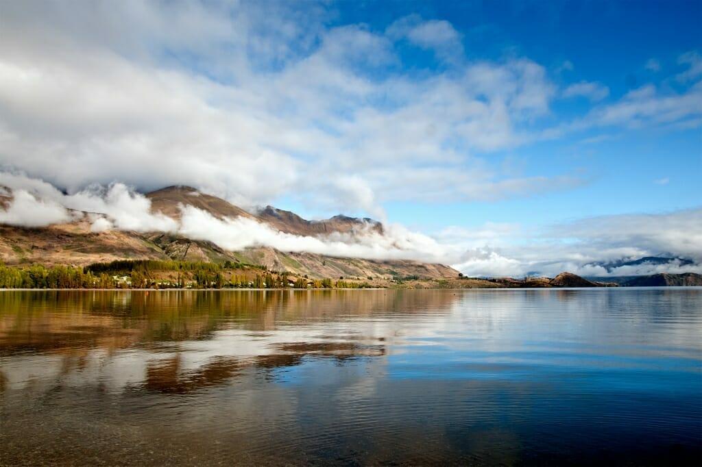 New Zealand South Island Road Trip - Lake Wakana