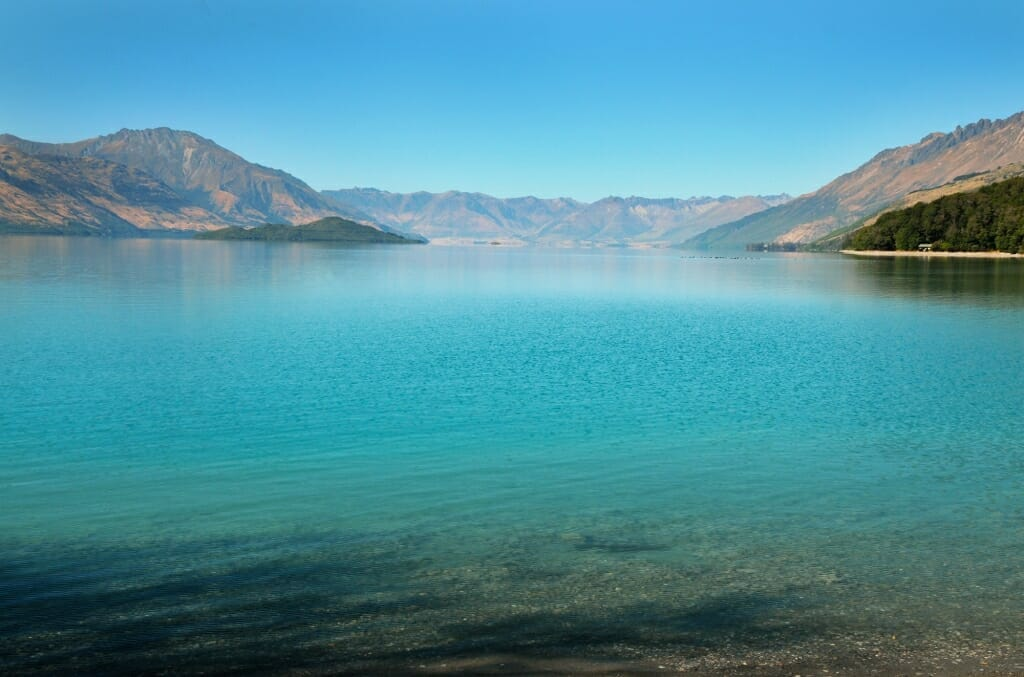 Glenorchy to Queenstown - Lake Wakatipu