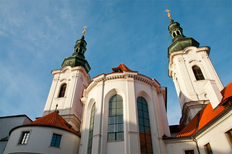 A weekend in Prague - Strahov Monastery