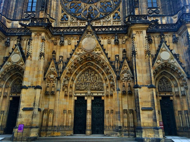 A weekend in Prague - St. Vitus Cathedral
