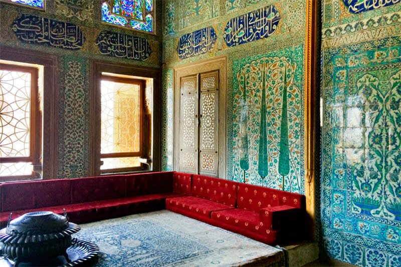 Topkapi Palace - Princes Room