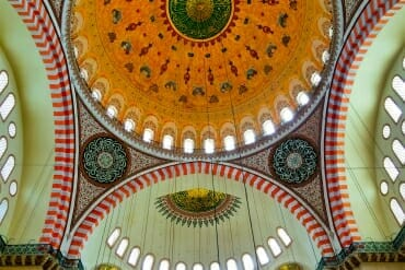 The Greatest Mosques of Istanbul - Suleymaniye Mosque