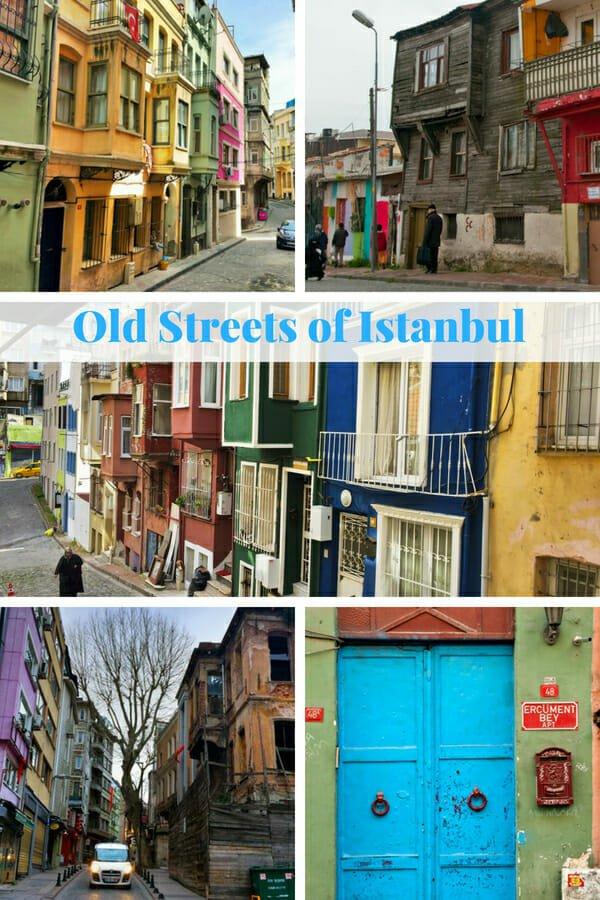 Old Streets of Istanbul #Sultanahmet #Ayvansarai #Balat #Pera