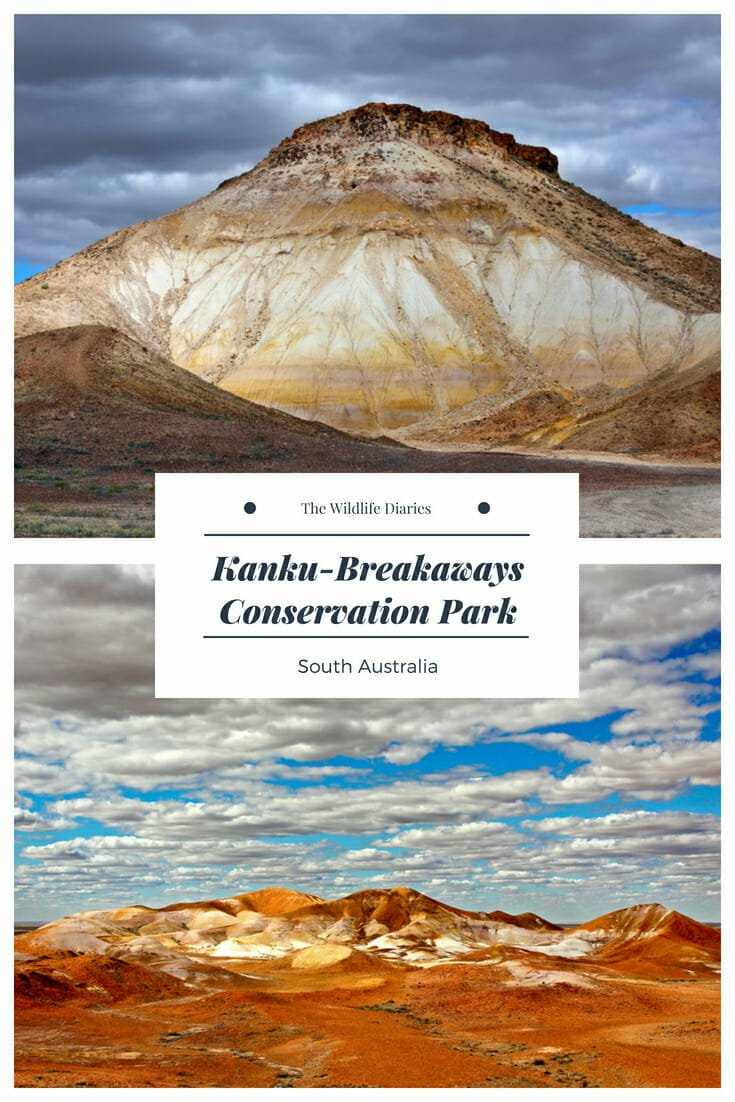 Kanku-Breakaways Conservation Park #Australianlandscape #Riddick #Alienlandscape #Filminglocation