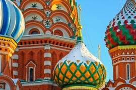 48 hours in Moscow - Red Square