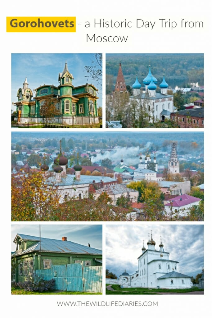 Gorohovets - historic day trip from Moscow
