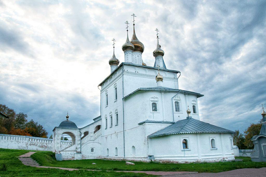 Gorohovets monastery