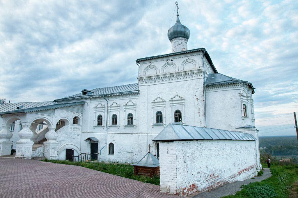 Gorohovets Nicholas-Trinity Monastery
