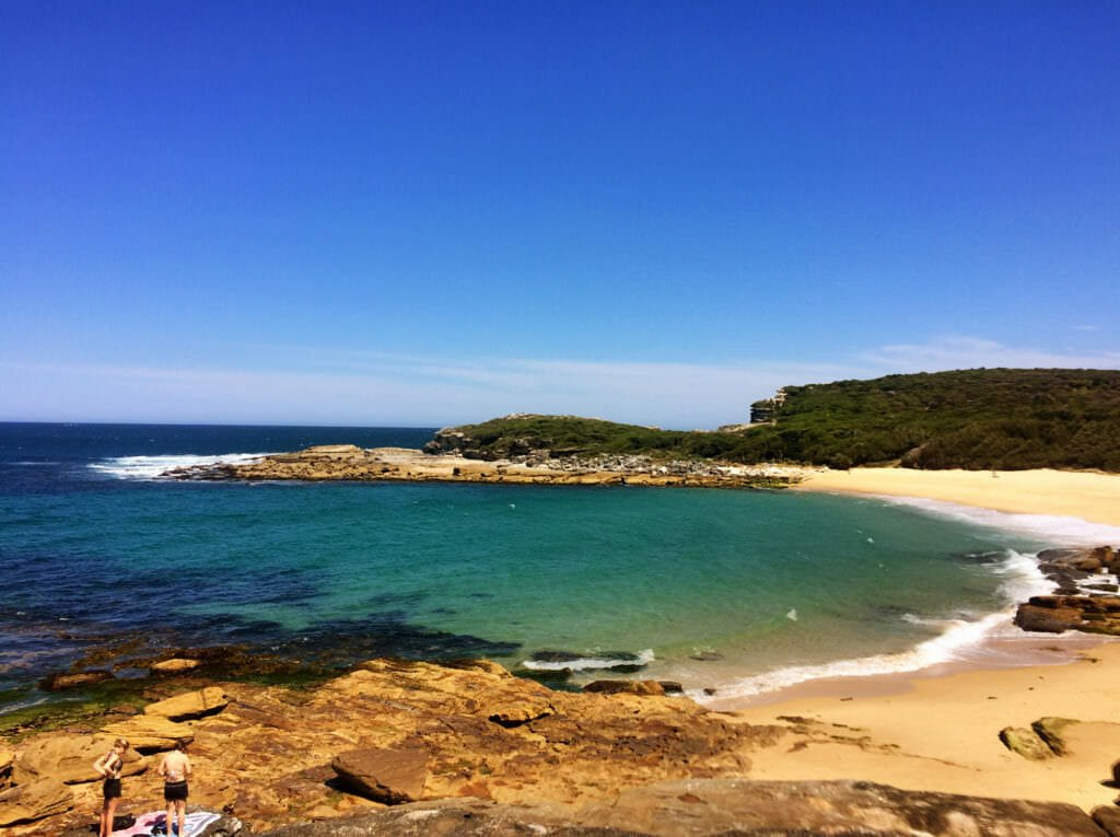 Wild escapes out of Sydney- Little Marley beach