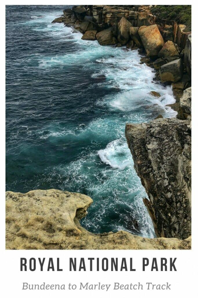 Royal National Park: Bundeena to Marley Beach track
