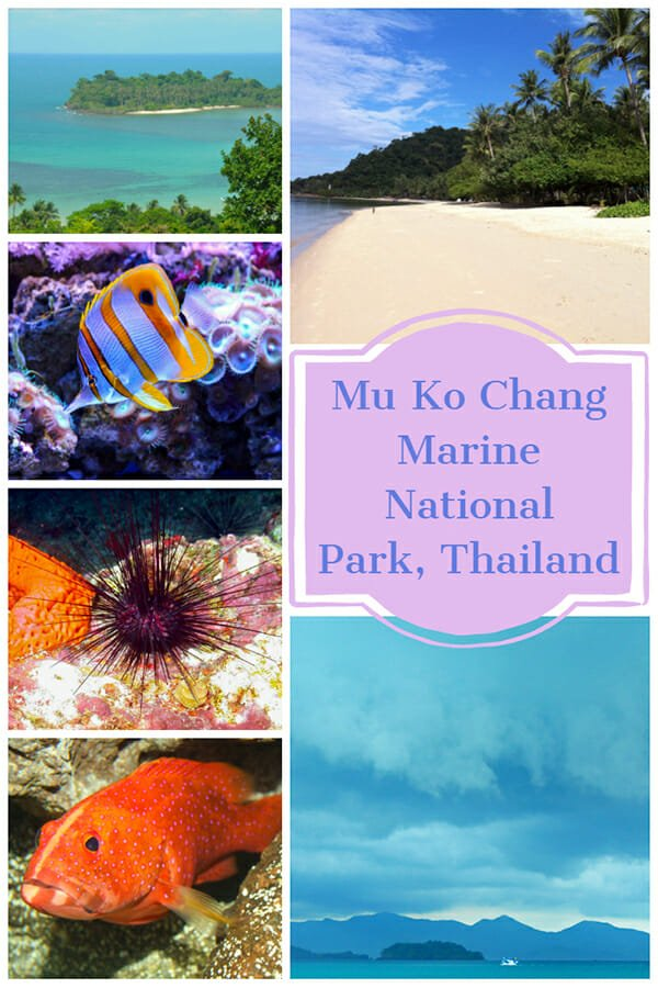 Mu Ko Chang National Park, Thailand