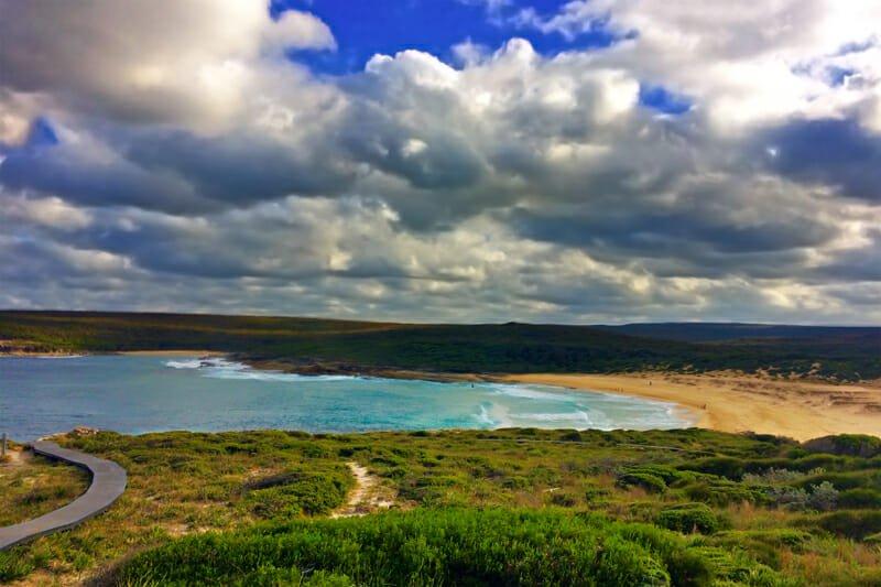 Bundeena to Marley beach track - Marley beach