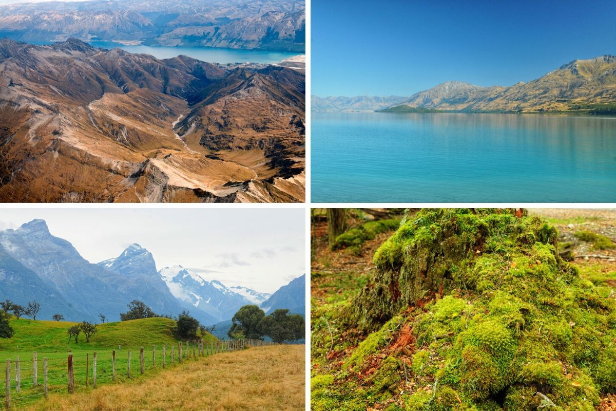 Queenstown to Glenorchy - New Zealand Road Trip