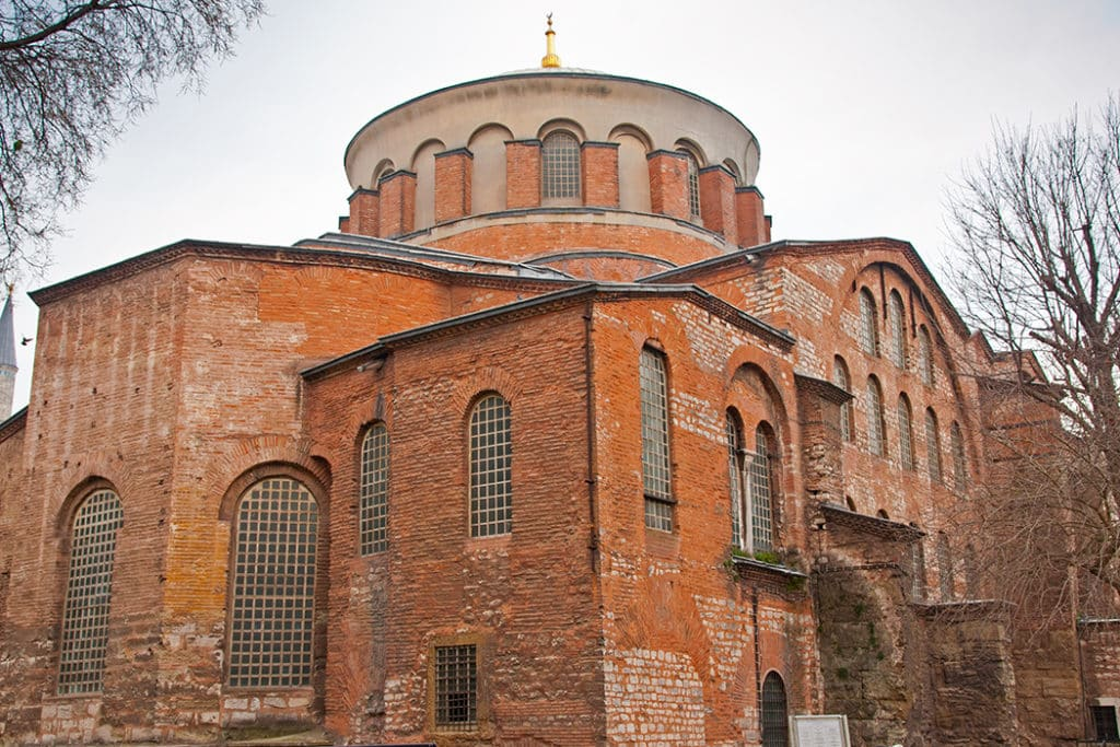 Remnants of Constantinople - Hagia Irene