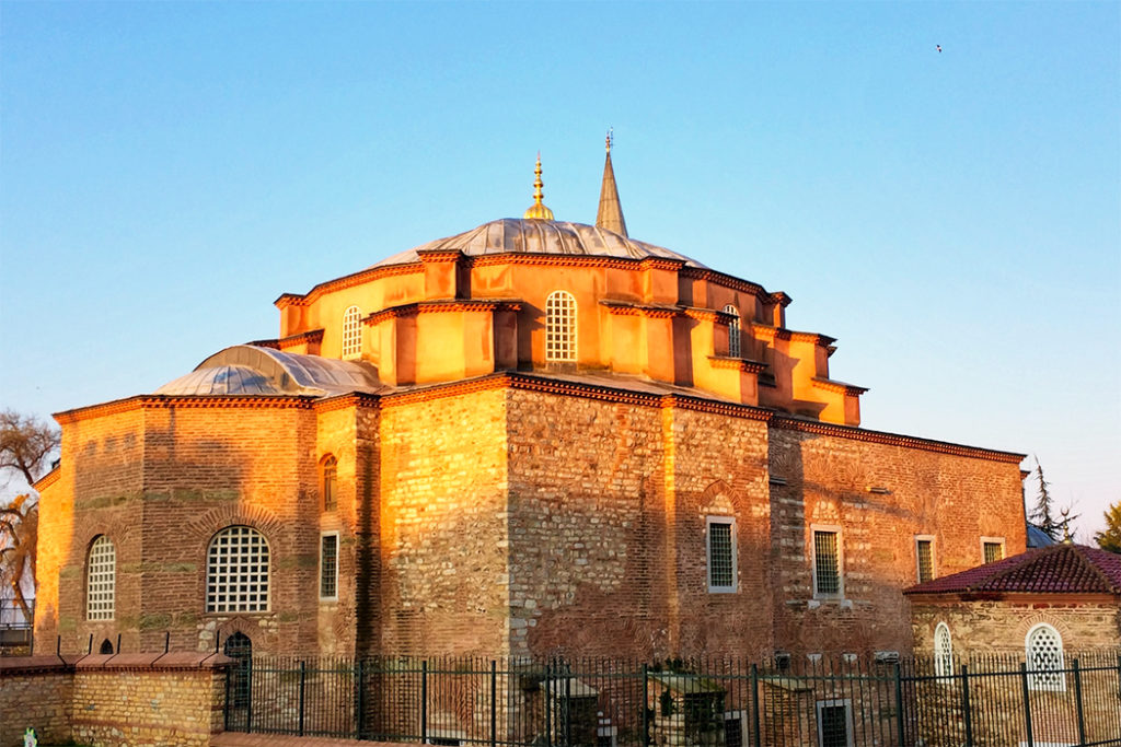 Where is Constantinople today - Little Hagia Sophia
