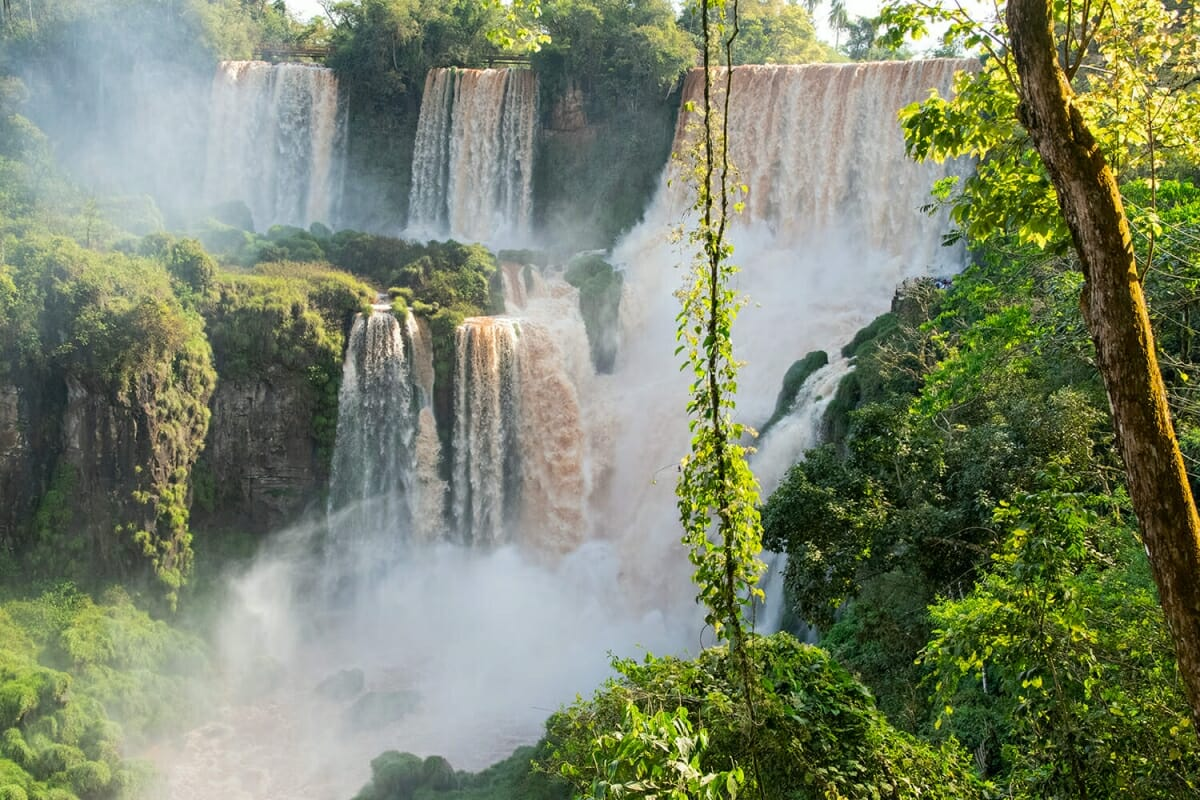 Things to do in Brazil - visit Iguazu Falls