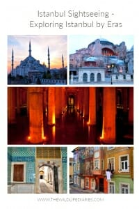 Istanbul sightseeing - Explore Istanbul by eras