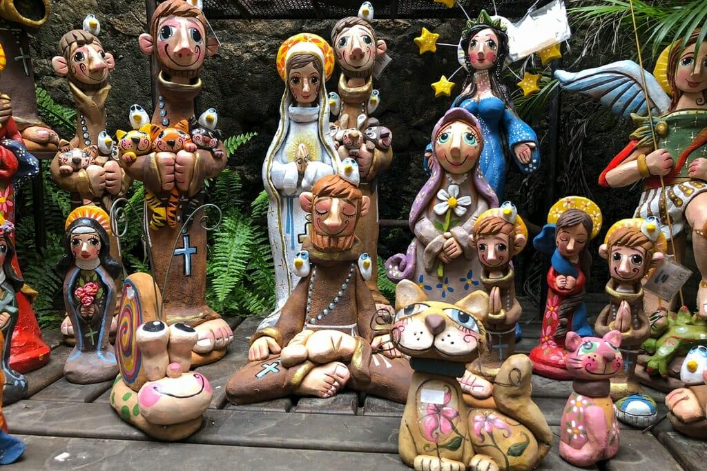 Artisan shop in Paraty RJ
