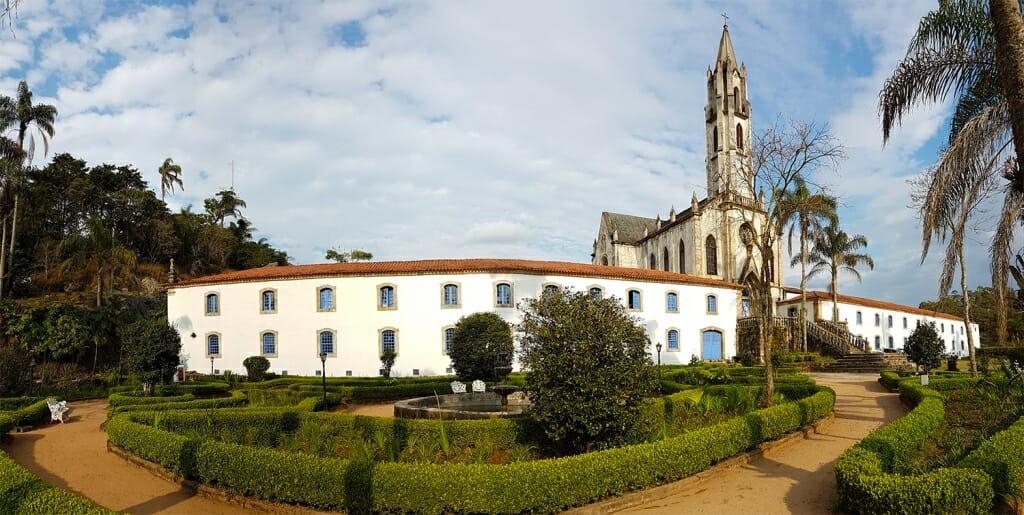 Santuário do Caraça architectural complex