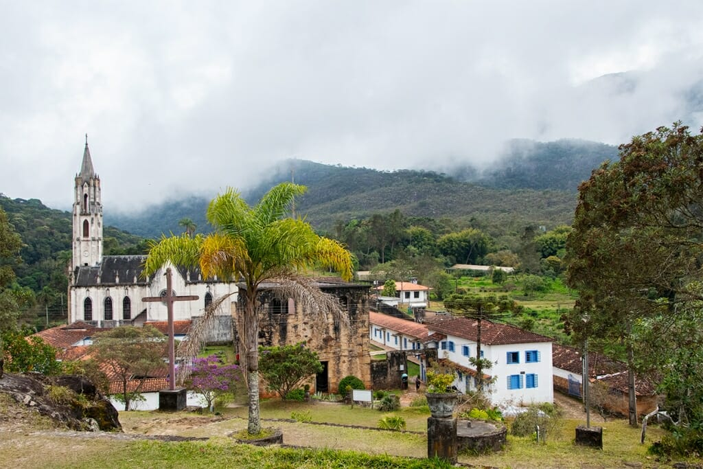 Santuario do Caraca, Minas Gerais, Brazil