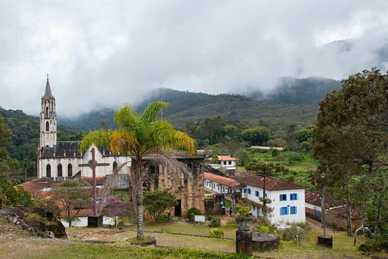Santuario do Caraca
