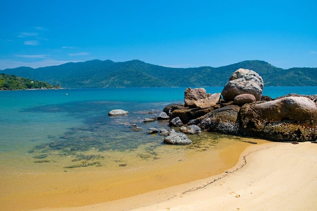 Paraty beaches