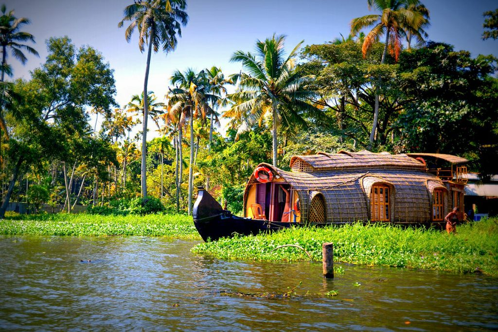 Kerala backwater Pixabay