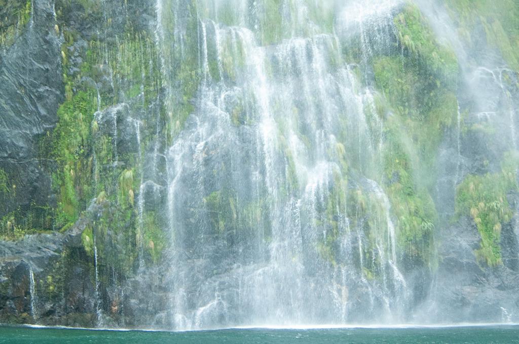 Milford Sound Fairy falls